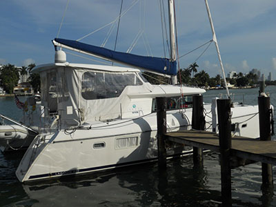 Catamarans SEA SI, Manufacturer: LAGOON, Model Year: 2008, Length: 42ft, Model: Lagoon 420, Condition: Used, Listing Status: Catamaran for Sale, Price: USD 399000