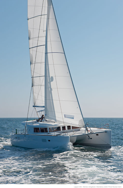 Catamarans HULL 291, Manufacturer: LAGOON, Model Year: 2014, Length: 45ft, Model: Lagoon 450, Condition: New, Listing Status: NOT ACTIVE, Price: USD 698522