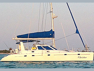 Catamarans CHRISTINE, Manufacturer: VOYAGE YACHTS, Model Year: 1999, Length: 43ft, Model: Norseman 430, Condition: Preowned, Listing Status: SOLD, Price: USD 235000