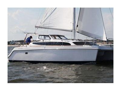 Used Sail Catamaran for Sale 2014 Legacy 35