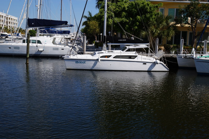 Catamarans ABACAT, Manufacturer: GEMINI CATAMARANS, Model Year: 2011, Length: 34ft, Model: Gemini 105Mc, Condition: Used, Listing Status: Catamaran for Sale, Price: USD 169000
