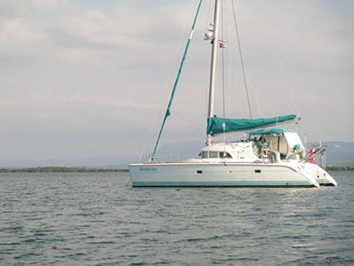 Catamarans SMOOCH, Manufacturer: NORSEMAN, Model Year: 1992, Length: 40ft, Model: Norseman 40, Condition: USED, Listing Status: Acceptance of Vessel, Price: USD 147900