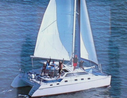 Catamarans SUPERCALIFRAGILISTIC..., Manufacturer: PDQ, Model Year: 1995, Length: 32ft, Model: PDQ 32, Condition: USED, Listing Status: Catamaran for Sale, Price: USD 99900