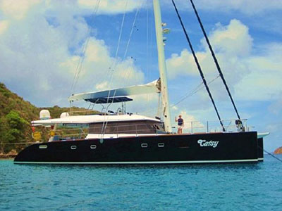 Catamarans CATSY, Manufacturer: SUNREEF, Model Year: 2008, Length: 62ft, Model: Sunreef 62, Condition: Preowned, Listing Status: Catamaran for Sale, Price: USD 1050000