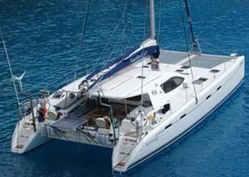 Catamarans NEMO, Manufacturer: NAUTITECH, Model Year: 2009, Length: 47ft, Model: Nautitech 47, Condition: USED, Listing Status: Catamaran for Sale, Price: EURO 450000