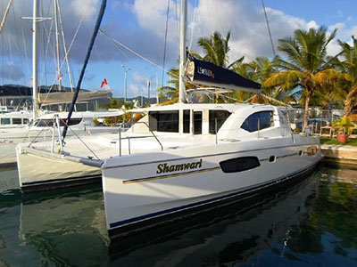 Catamarans SHAMWARI, Manufacturer: ROBERTSON & CAINE, Model Year: 2013, Length: 44ft, Model: Leopard 44, Condition: USED, Listing Status: SOLD, Price: USD 499000