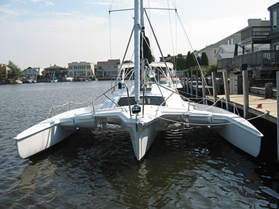 Catamarans TRI 2 CATCH ME, Manufacturer: PERFORMANCE CRUISING, Model Year: 2005, Length: 27ft, Model: Telstar 28 , Condition: USED, Listing Status: Under Contract, Price: USD 45000