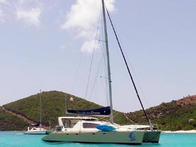 Catamarans CARIBBEAN DREAM, Manufacturer: ROBERTSON & CAINE, Model Year: 2004, Length: 47ft, Model: Leopard 4700, Condition: USED, Listing Status: SOLD, Price: USD 339000