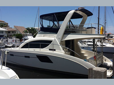 SOLD Aquila 38  in Fort Lauderdale Florida (FL)  INTERLUDE II Thumbnail for Listing Preowned Power