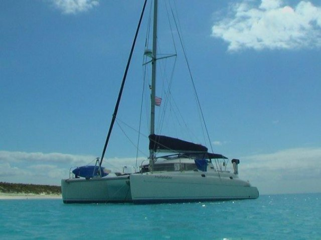 Preowned Sail Catamarans for Sale 1995 Athena 38