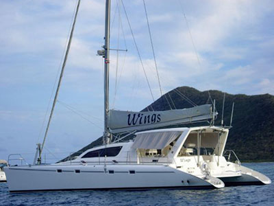 Catamarans WINGS, Manufacturer: ROBERTSON & CAINE, Model Year: 2003, Length: 47ft, Model: Leopard 47, Condition: Used, Listing Status: Catamaran for Sale, Price: USD 359000
