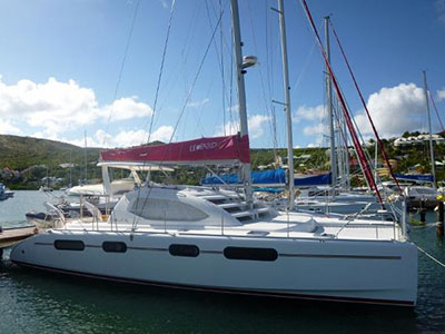 Catamarans NASYLAU, Manufacturer: ROBERTSON & CAINE, Model Year: 2009, Length: 46ft, Model: Leopard 46 , Condition: USED, Listing Status: Catamaran for Sale, Price: USD 399000