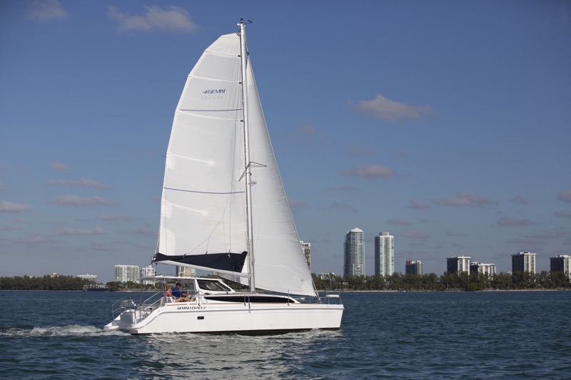 Catamarans HULL 1188, Manufacturer: GEMINI CATAMARANS, Model Year: 2014, Length: 35ft, Model: Legacy 35, Condition: New, Listing Status: Catamaran for Sale, Price: USD 249036