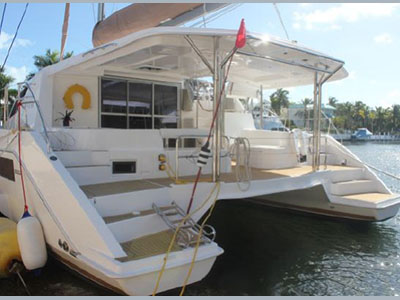 SOLD Leopard 48 Owners Version   in Key Largo Florida (FL)  ALEXANDRA Thumbnail for Listing Preowned Sail
