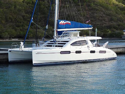 Catamarans DOMINO, Manufacturer: ROBERTSON & CAINE, Model Year: 2008, Length: 46ft, Model: Leopard 46 , Condition: USED, Listing Status: Catamaran for Sale, Price: USD 369000