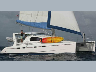 Catamarans AT EASE, Manufacturer: ROBERTSON & CAINE, Model Year: 2002, Length: 41ft, Model: Leopard 42, Condition: Used, Listing Status: SOLD, Price: USD 249000