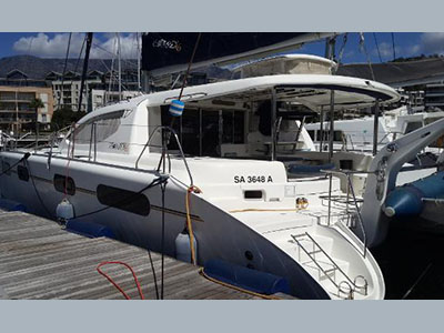 Catamarans TAYLA, Manufacturer: ROBERTSON & CAINE, Model Year: 2007, Length: 46ft, Model: Leopard 46 , Condition: Used, Listing Status: Catamaran for Sale, Price: USD 495000