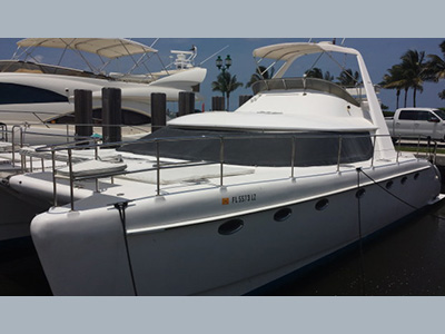 SOLD Prowler 45  in Jensen Beach Florida (FL)  DECADENCE Thumbnail for Listing Preowned Power