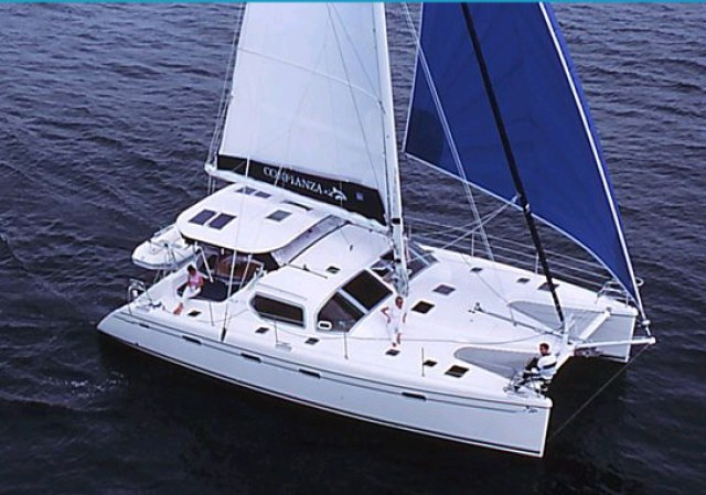 Catamarans CONFIANZA, Manufacturer: ALLIAURA MARINE, Model Year: 2004, Length: 45ft, Model: Privilege 435 EZC, Condition: USED, Listing Status: Catamaran for Sale, Price: USD 349000