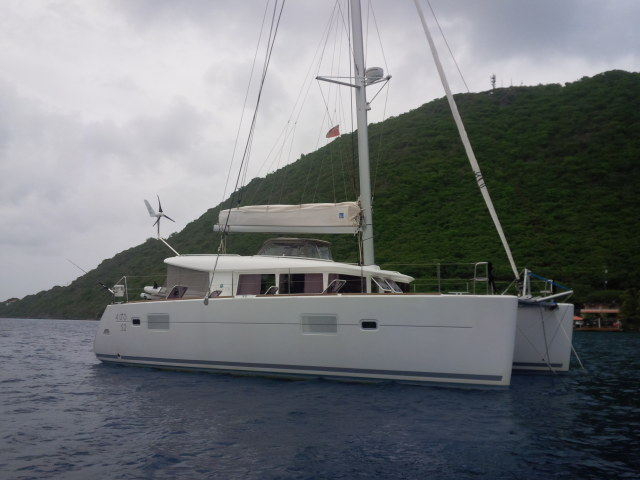 Preowned Sail Catamarans for Sale 2013 Lagoon 400 S2