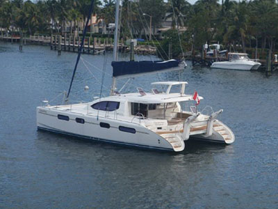 Catamarans CASUARINA, Manufacturer: ROBERTSON & CAINE, Model Year: 2008, Length: 46ft, Model: Leopard 46 Owners Version , Condition: Used, Listing Status: Acceptance of Vessel, Price: USD 499000