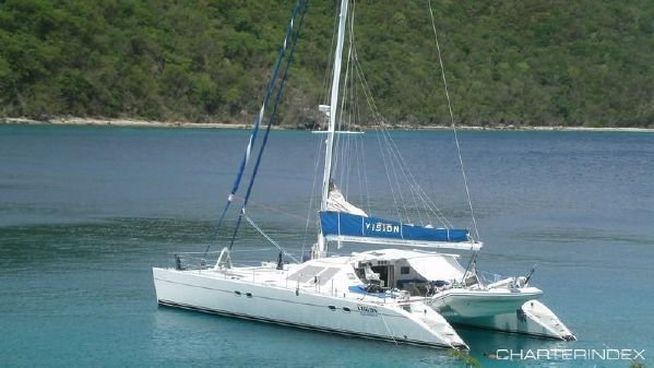 Catamarans VISION, Manufacturer: LAGOON, Model Year: 1994, Length: 57ft, Model: Lagoon 57, Condition: USED, Listing Status: Catamaran for Sale, Price: USD 480000