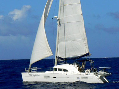 Catamarans HARLEQUINN, Manufacturer: LAGOON, Model Year: 2006, Length: 38ft, Model: Lagoon 380 S2, Condition: USED, Listing Status: SOLD, Price: USD 269000