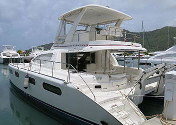 Catamarans T-TIME, Manufacturer: ROBERTSON & CAINE, Model Year: 2008, Length: 47ft, Model: Leopard 47 PC , Condition: USED, Listing Status: Catamaran for Sale, Price: USD 365000