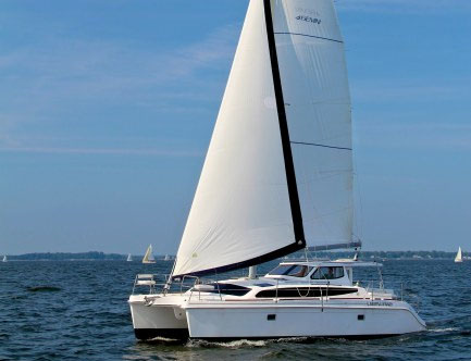 Catamarans HULL 1185, Manufacturer: GEMINI CATAMARANS, Model Year: 2014, Length: 35ft, Model: Legacy 35, Condition: New, Listing Status: Catamaran for Sale, Price: GBP 170927