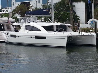 Catamarans TWO HAT CAT, Manufacturer: ROBERTSON & CAINE, Model Year: 2013, Length: 48ft, Model: Leopard 48, Condition: Used, Listing Status: Catamaran for Sale, Price: USD 769000