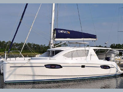 Catamarans KAIROS, Manufacturer: ROBERTSON & CAINE, Model Year: 2011, Length: 39ft, Model: Leopard 39, Condition: Used, Listing Status: Under Offer, Price: USD 339000