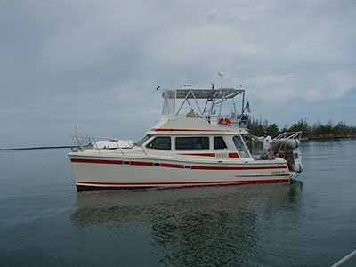 Catamarans PASATIEMPO, Manufacturer: SCIMITAR MARINE, Model Year: 2006, Length: 36ft, Model: Scimitar 1010, Condition: USED, Listing Status: Catamaran for Sale, Price: USD 280000