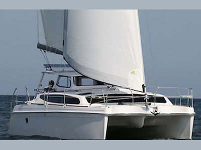 Catamarans HULL 1156, Manufacturer: GEMINI CATAMARANS, Model Year: 2013, Length: 35ft, Model: Legacy 35, Condition: NEW, Listing Status: Catamaran for Sale, Price: USD 211288