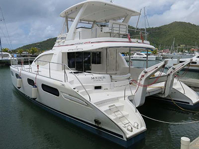 Catamarans MOVINON, Manufacturer: ROBERTSON & CAINE, Model Year: 2011, Length: 47ft, Model: Leopard 47 PC , Condition: USED, Listing Status: Catamaran for Sale, Price: USD 429000
