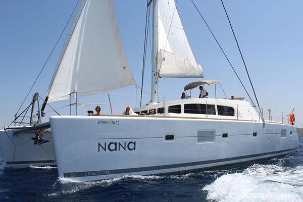 Preowned Sail Catamarans for Sale 2012 Lagoon 500