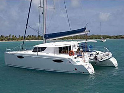 Preowned Sail Catamarans for Sale 2008 Orana 44