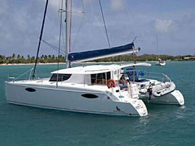 Catamarans SHENANIGANS, Manufacturer: JAZ MARINE, Model Year: 2008, Length: 39ft, Model: Moxie 37, Condition: USED, Listing Status: Catamaran for Sale, Price: USD 276500