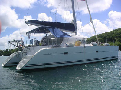 Catamarans TANIT, Manufacturer: LAGOON, Model Year: 2000, Length: 38ft, Model: Lagoon 380, Condition: USED, Listing Status: INTERNAL BOATS, Price: USD 150000