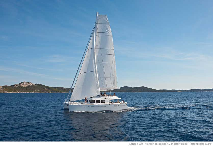 Preowned Sail Catamarans for Sale 2014 Lagoon 560