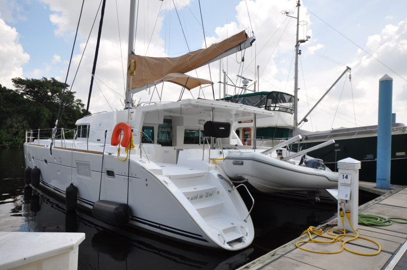 Catamarans GONE WITH THE WIND, Manufacturer: LAGOON, Model Year: 2007, Length: 50ft, Model: Lagoon 500, Condition: USED, Listing Status: Under Contract, Price: USD 695000