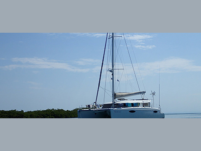 Used Sail Catamarans for Sale 2008 Orana 44