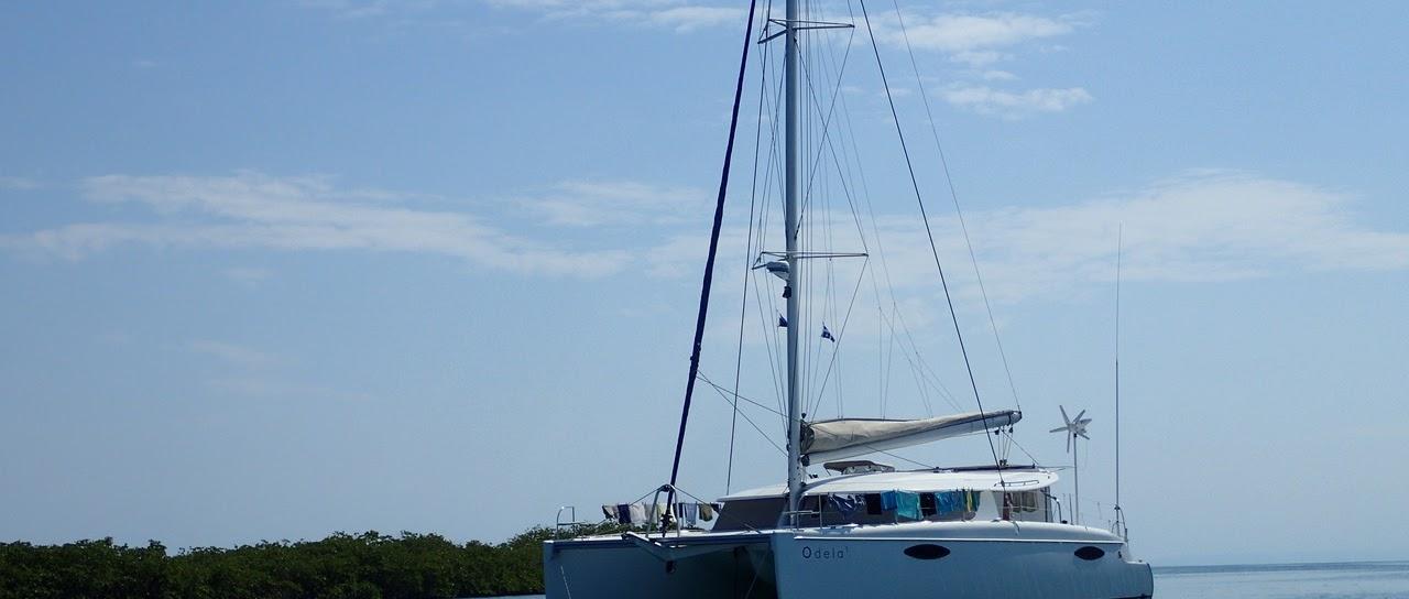 Used Sail Catamaran for Sale 2008 Orana 44