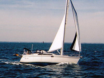 SOLD Vision 36  in Annapolis Maryland (MD)  MICK MAC Thumbnail for Listing Preowned Sail
