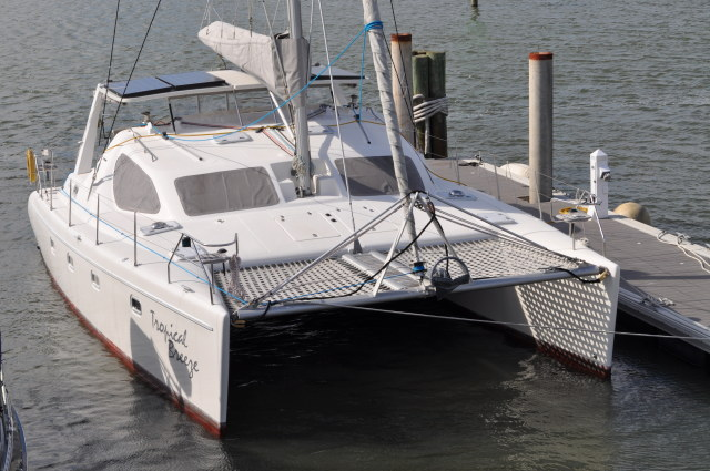 Preowned Sail Catamarans for Sale 2004 Maxim 380