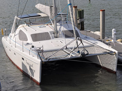 Catamarans TROPICAL BREEZE, Manufacturer: MAXIM YACHTS , Model Year: 2004, Length: 38ft, Model: Maxim 380, Condition: USED, Listing Status: Catamaran for Sale, Price: USD 225000