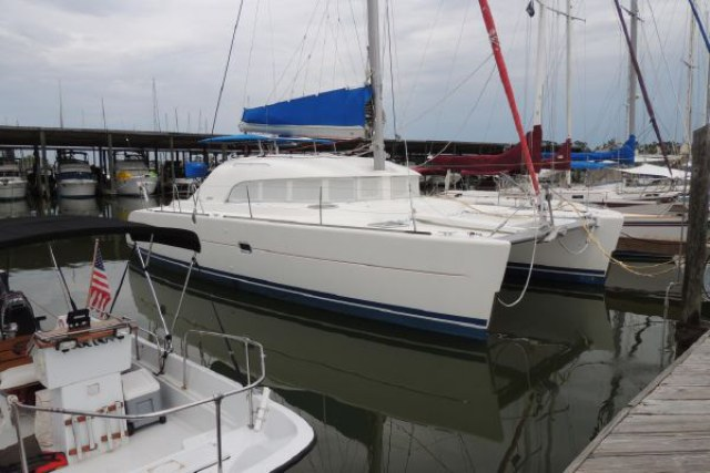 Catamarans ROCK BOTTOM, Manufacturer: LAGOON, Model Year: 2003, Length: 37ft, Model: Lagoon 380, Condition: USED, Listing Status: Catamaran for Sale, Price: USD 219000