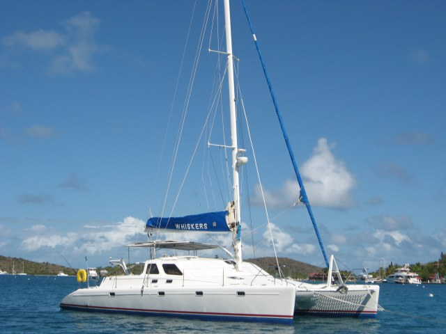 Preowned Sail Catamarans for Sale 1996 Norseman 430