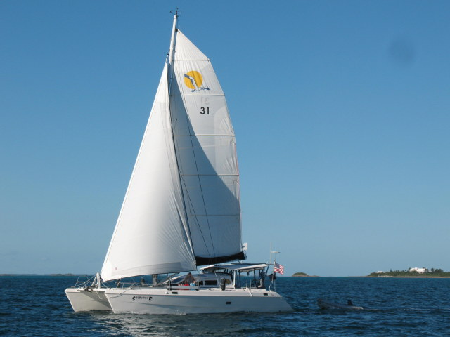Catamarans SOJOURNER, Manufacturer: ST. FRANCIS, Model Year: 2000, Length: 44ft, Model: St. Francis 44 Mark II, Condition: USED, Listing Status: Catamaran for Sale, Price: USD 269000