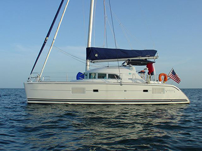 Catamarans ALLEY MC CAT, Manufacturer: LAGOON, Model Year: 2005, Length: 37ft, Model: Lagoon 380 S2, Condition: USED, Listing Status: Catamaran for Sale, Price: USD 265000