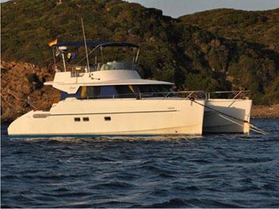 Used Power Catamaran for Sale 2002 Maryland 37